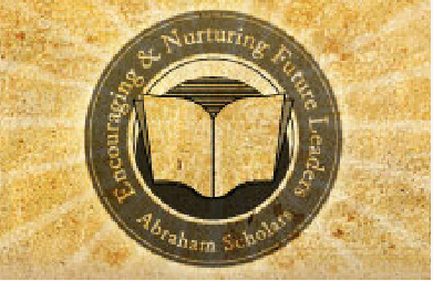 Graphic icon representing Abraham Scholarship Program