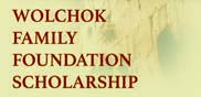 Icon for Wolchok Family Foundation Scholarship